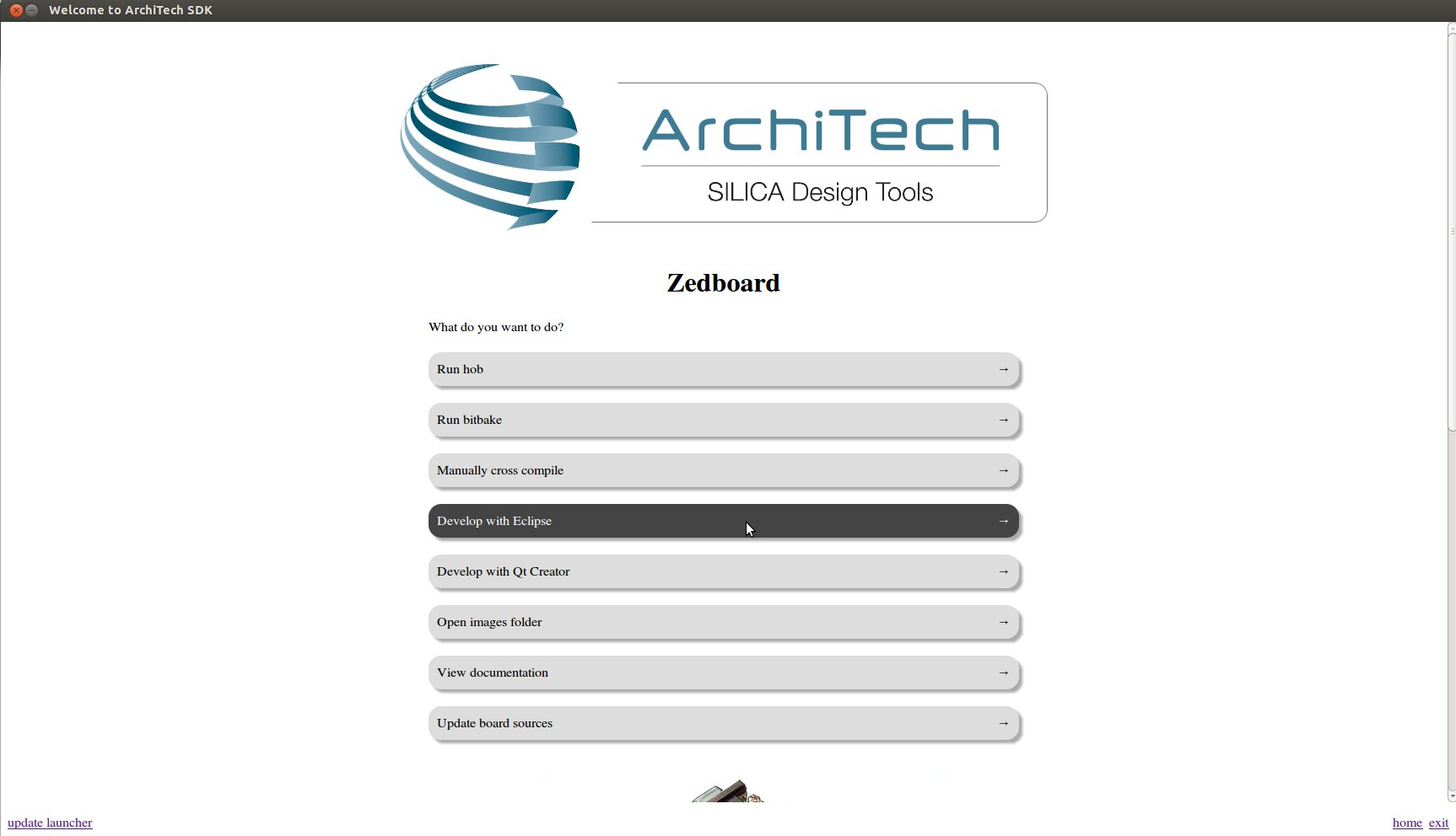 6  Toolchain — Zedboard 1 0 0 documentation